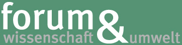 forum wissenschaft & umwelt